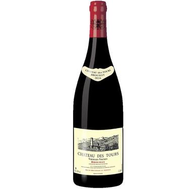 Magnum Brouilly Chateau Des Tours Vieilles Vignes 2016