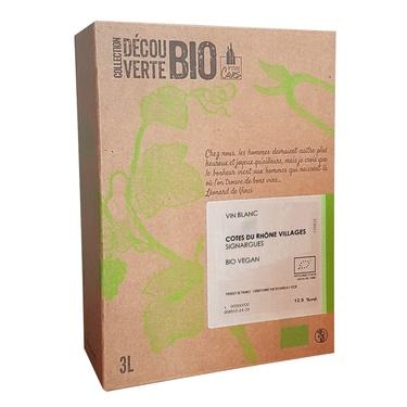 Rav Cotes Du Rhone Villages Signargues Bio Vegan 3l