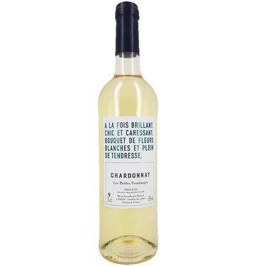 Igp Oc Chardonnay Les Petites Vendanges 2017