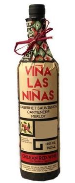 Vin Chili Carmenere Reserva Ella Las Ninas 2016