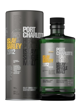 Whisky Ecosse Islay Single Malt Port Charlotte Islay Barley 2012 50% 70cl