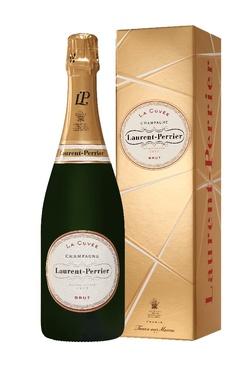 Champagne Brut La Cuvee Laurent Perrier