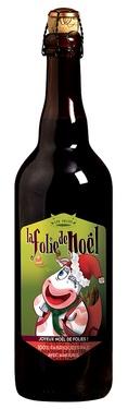 Biere France Normandie Ambree Folies De Noel 0.75 6.8%