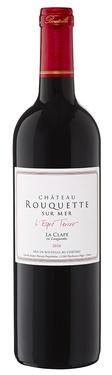 La Clape En Languedoc Rouge L'esprit Terroir Chateau Rouquette 2016