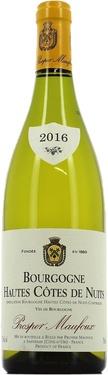 Bourgogne Hautes Cotes De Nuits Blanc Prosper Maufoux 2016