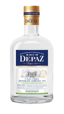 Rhum Blanc Martinique Papao Depaz 48% 70cl