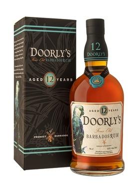 Rhum Barbade Doorly's 12 Ans 70cl 43%