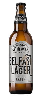 Biere Irlande Whitewater Belfast Lager 50cl 4.5%
