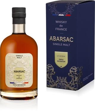 Whisky Francais Single Malt Le Soyeux Arbasac 40% 70cl