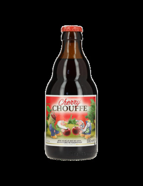 Biere Belgique Cherry Chouffe 0.33 8%