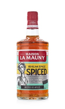 Spiced Rhum Martinique La Mauny 40% 70cl
