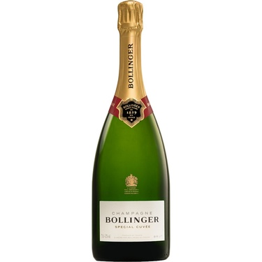 Champagne Bollinger Special Cuvee Sous Etui