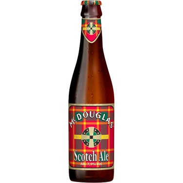 Ecosse Mc Douglas Scotch Ale 0.33 7,9%