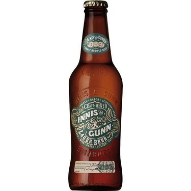 Biere Ecosse Innis & Gunn Lager Beer 0.33 4.6%