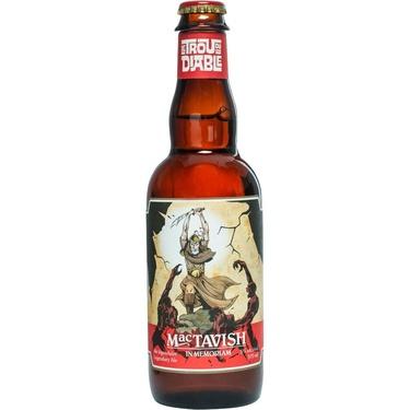 Biere Quebec Trou Du Diable Mactavish 37.5cl 5%
