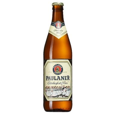 Allemagne Blanche Paulaner Oktoberfest Bier 0.50 6%