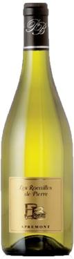Vin De Savoie Apremont P. Boniface Rocailles 2015